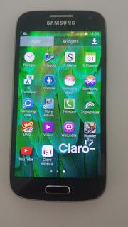 Samsung S4 Mini I9195 Seminovo Azul Leia O Anuncio
