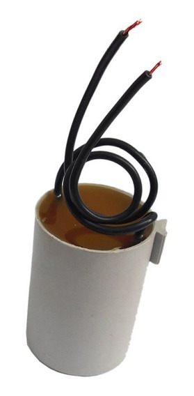 Capacitor Permanente De Motor 3uf X 440v - 2 Fios Ipc