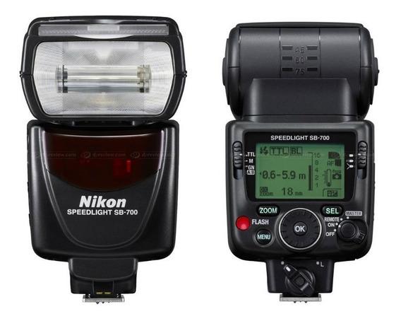 Flash Nikon Speedlight Sb-700 Sb700 Original