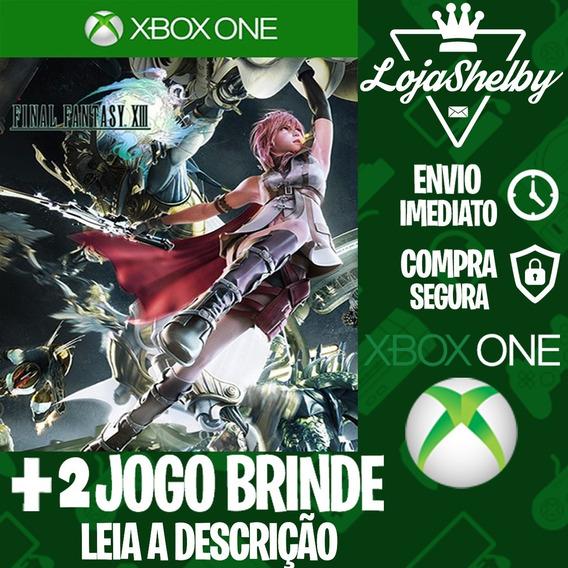 Final Fantasy Xiii Xbox One Digital Offline