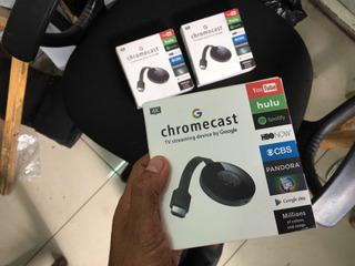Chromecast Envía Tu Celular A La Tv Antigua