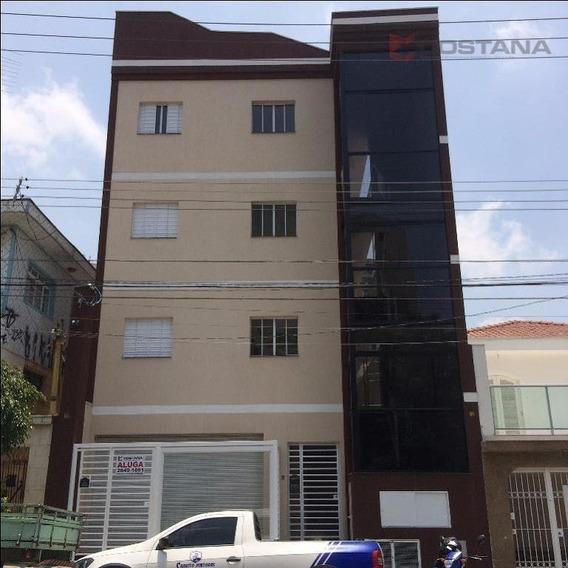 Apartamento Com 1 Dormitório Para Alugar, 40 M² Por R$ 1.200,00/mês - Vila Formosa - São Paulo/sp - Ap0478