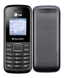 Celular Simples Modelo Lg B220 Original Ligação, Radio, Dual Chip