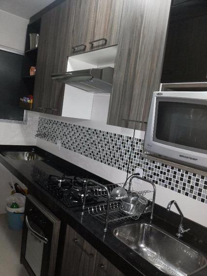 Apartamento Residencial Para Locação, Chácara Letônia, Americana. - Codigo: Ap0294 - Ap0294