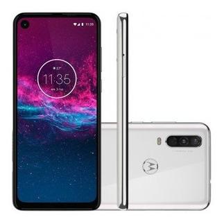 Smartphone Motorola One Action 128gb Xt2103