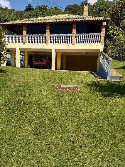 Sítio Com 4 Dormitórios À Venda, 92000 M² Por R$ 1.800.000 - Pedra Rajada - Salesópolis/sp - Si0012