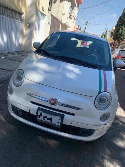 Fiat 500 1.4 Pop Mt 2014