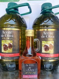 Aceite Oliva Extra Virgen 2 Bidones 6lts $25990