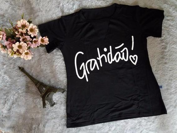 T-shirt Choquer Gratidão