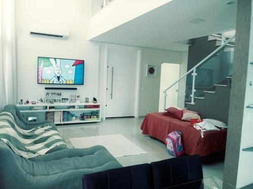 Casa Venda Condomínio Residencial Real Parque Sumaré Sp. - Ca0725