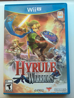 Hyrule Warriors Wii U Videojuego Zelda