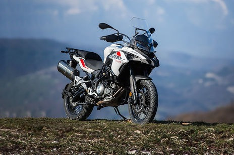 Benelli Trk X 502 0km Cycles
