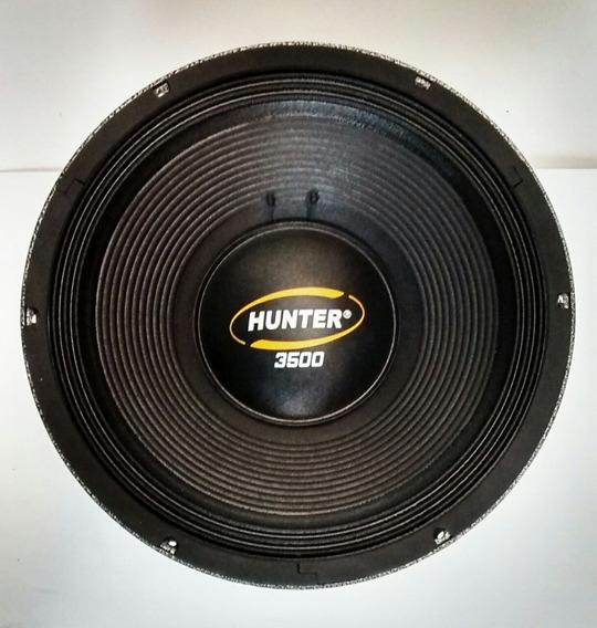 Alto Falante Hunter 3500 / 1750 Rms 4 Ohms