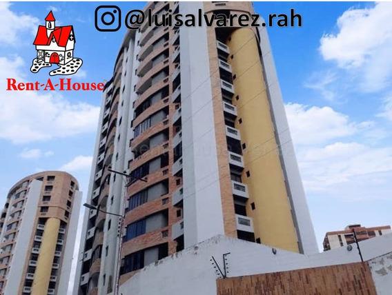 Apartamento En Venta Urb San Jacinto Res Greco Cod. 21-6139