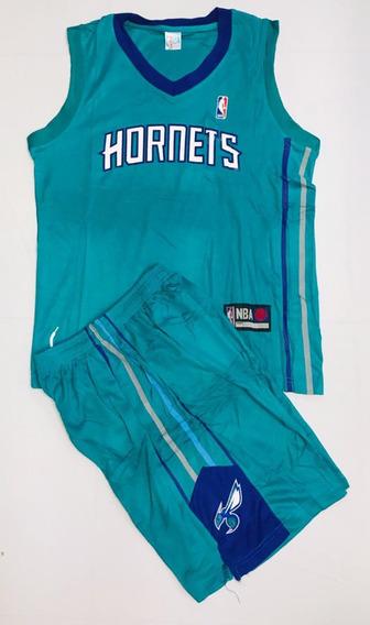 Uniforme Baloncesto Charlotte Hornets Niño