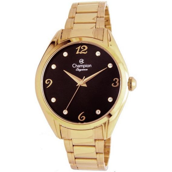Relógio Champion Feminino Cn25681u C/ Garantia E Nf