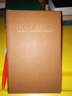 Biblia América Standard Versión Watchtower 1929