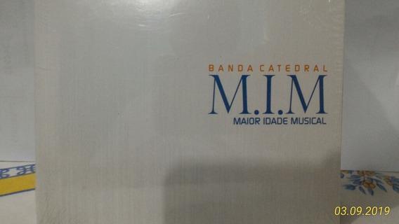 Cd Catedral M.i.m Maior Idade Musical