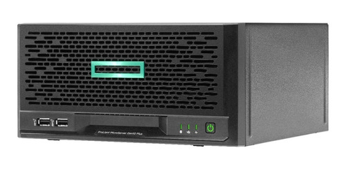 Servidor Hpe Proliant Microserver Gen10 Microtorre Xeon