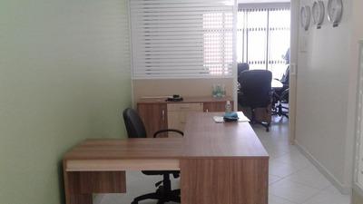 Sala Para Alugar, 48 M² Por R$ 1.800/mês - Jardim Aquarius - São José Dos Campos/sp - Sa0829