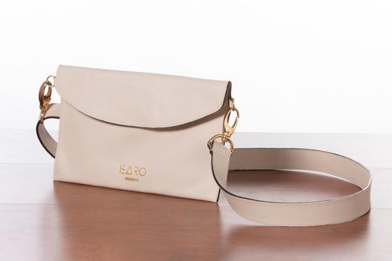 Cross Body Bag Izzy Creme (dourado)