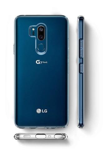 Imagen 1 de 3 de Estuche Protector Thin LG G7 Thinq - Transparente