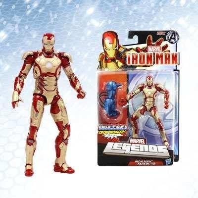 Figuras De Ação Hasbro Iron Man