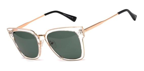 Oculos Ogrife Solar Feminino Og 1159-m Proteção Uv Original