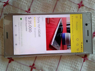 Sony Xz1 G8341