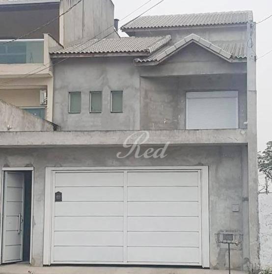 Sobrado Com 4 Dormitórios À Venda, 280 M² Por R$ 650.000 - Jardim Dos Ipês - Suzano/sp - So0561