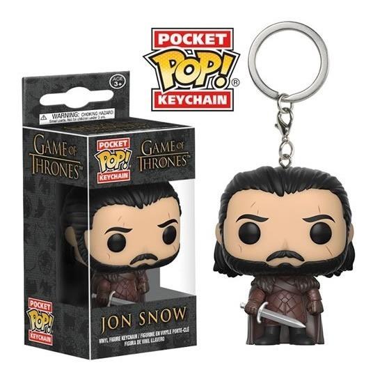 Pop! Chaveiro - Game Of Thrones - Jon Snow