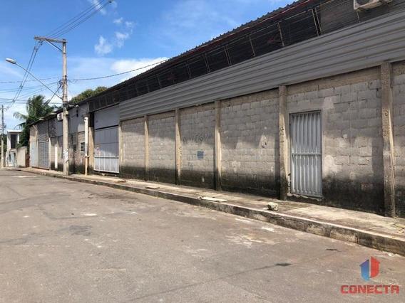 Galpão Para Locação Em Serra, Novo Horizonte, 2 Banheiros, 3 Vagas - 30031