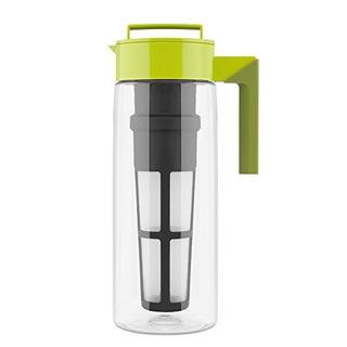Takeya Iced Tea Maker Con Tecnología Patented Flash Chill Ma