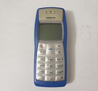 Celular Nokia 1100 Impecable Y Resistente Con Envio Gratis