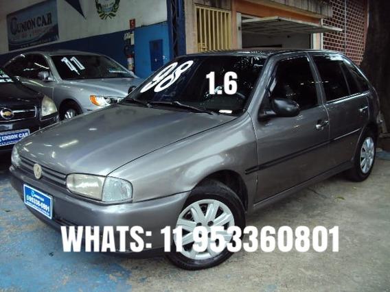Volkswagen Gol 1.6 Mi Cl 4ptas 1998