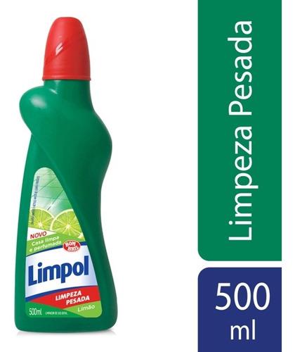 Limpeza Pesada Limpol Limao 500ml