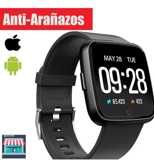 Smartwatch, Lee Tus Mensajes En iPhone Y Android