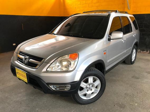 Honda Crv Ex, Aut, 4x4 2.400cc, 2004, Full, Permuto