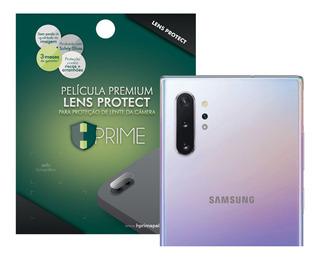 Película Galaxy Note 10   10 Plus Hprime Lensprotect Camera