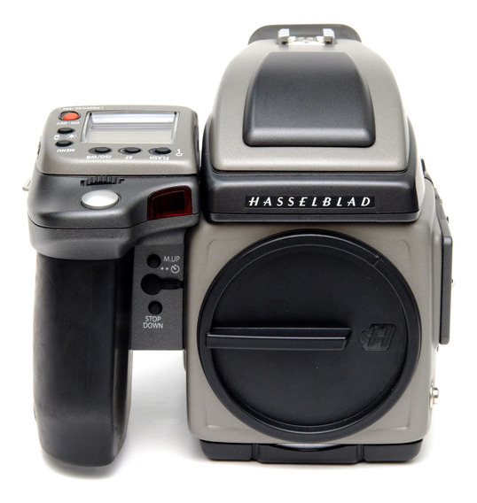 Câmera Hasselblad H3d Corpo Com Back Digital 31mp - Seminova