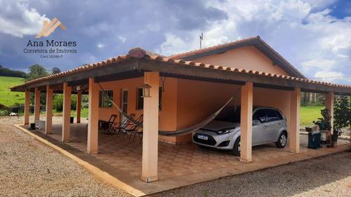 Chácara Para Venda Em Pedra Bela, Zona Rural, 2 Dormitórios, 1 Banheiro, 4 Vagas - 140_1-1744999