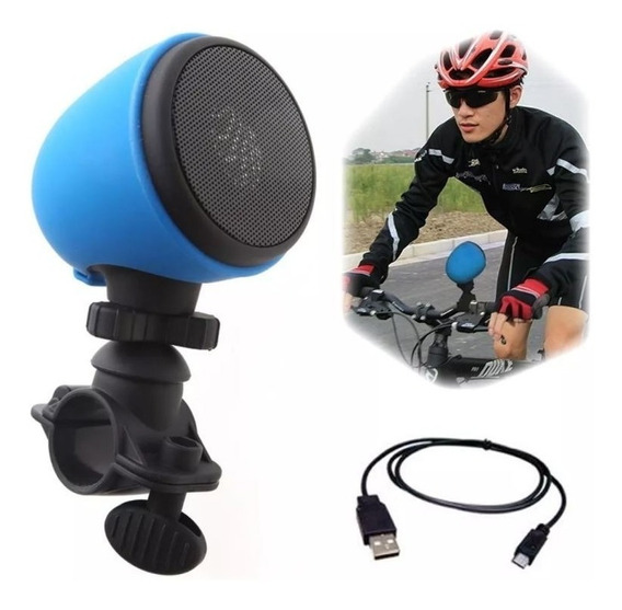 Mini Caixa De Som Portátil Bluetooth Bike Moto Mp3 Ma-861