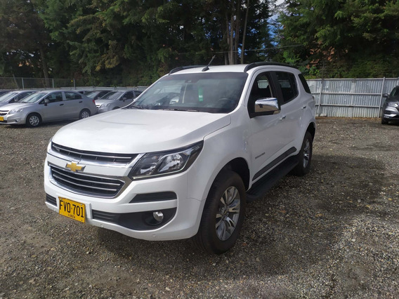 Chevrolet Trail Blazer Ltz 2.8 Diesel At - Fvo701