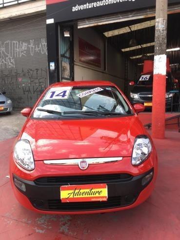 Fiat Punto Attractive 1.4 Completo 2014