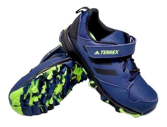 Zapatillas adidas Niños Terrex Tracerocker Ef2250 Eezap