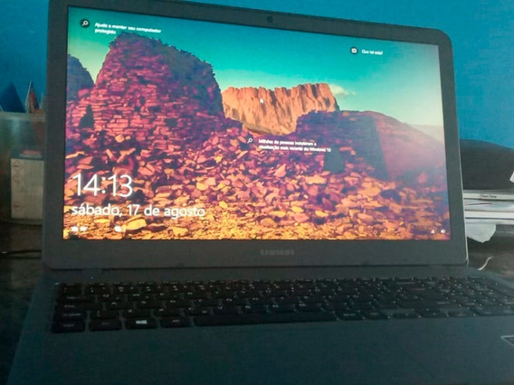 Notebook Samsung X40 2018