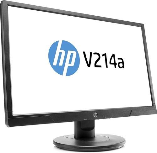 Monitor Led Hp V214a 21 Full Hd 1080p 60 Hz 5 Ms Hdmi Vga Ct