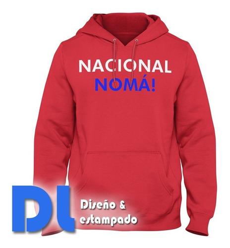 Buzo Canguro Nacional Cndef Bolso Decano Tricolor Niño-joven
