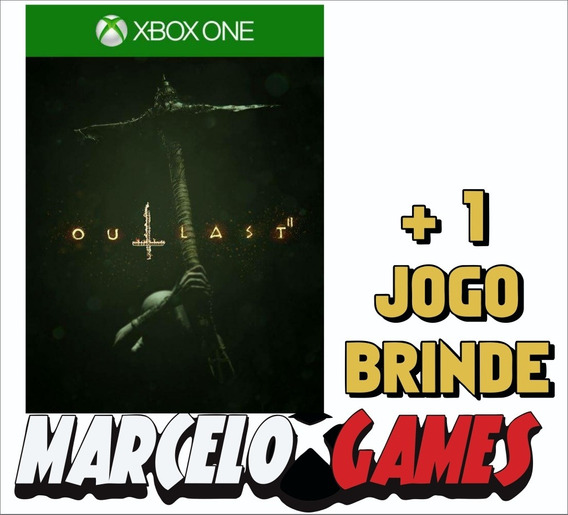 Outlast 2 Xbox One Midia Digital