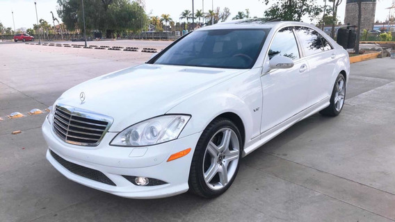Mercedes-benz Clase S 5.5l 500 Mt 2009